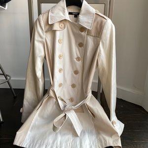 DKNY women's trench coat